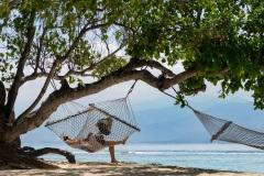 Отдых на острове Гили Траванган. Индонезия.