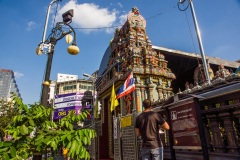 Буддийские храмы Бангкока. Тайланд