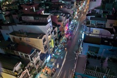 Улицы Хошимина. Вьетнам