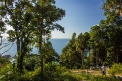 Пейзажи острова Пхукет. Тайланд.