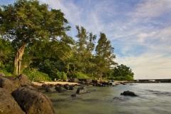 На пляже острова Фукуок. Вьетнам