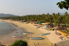 Пляж Палолем. Южный Гоа. Индия