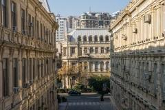 Старый Баку. Азербайджан.