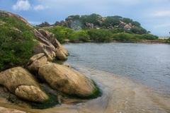 Восточное побережье Шри Ланки. Аругам Бэй.