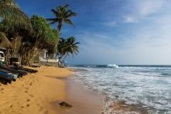 Западное побережье Шри Ланки. Хиккадува.