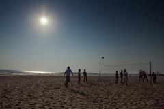 Пляж Мандрем. Северное Гоа. Индия