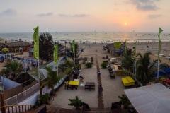 Пляж Бага. Северное Гоа. Индия