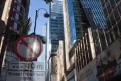 Улицы Гонконга. Китай