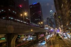 Улицы Гонконга. Китай.