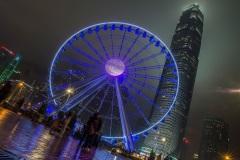 Колесо обозрения. Гонконг. Китай.