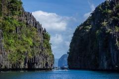 На экскурсии по островному архипелагу. Палаван. Филиппины.