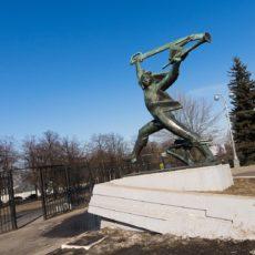 Прогулка по Москве 2...конец марта 2016-го