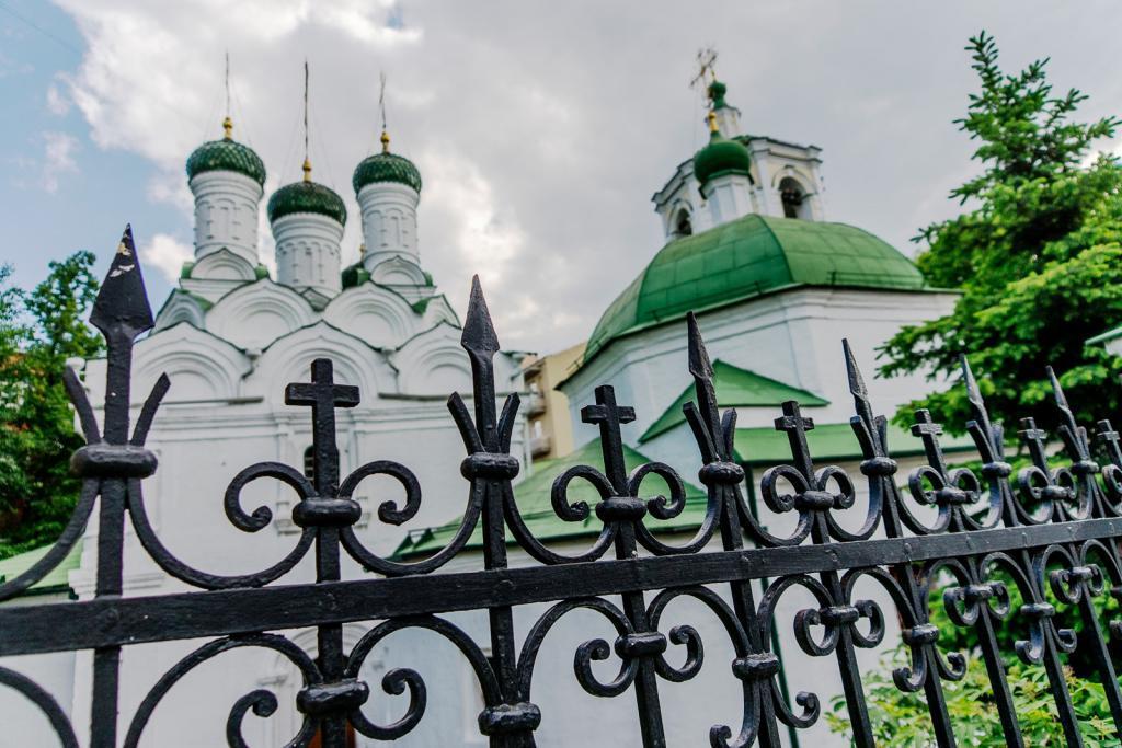майская Москва