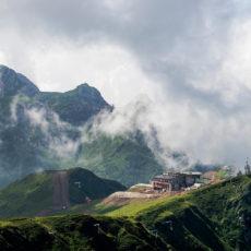 Сочи - Абхазия.. Горы и душа.