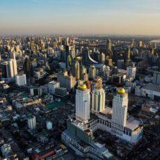 Удивительный Тайланд. Бангкок - город тысячи пагод.