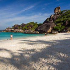 Удивительный Тайланд. Симиланские острова