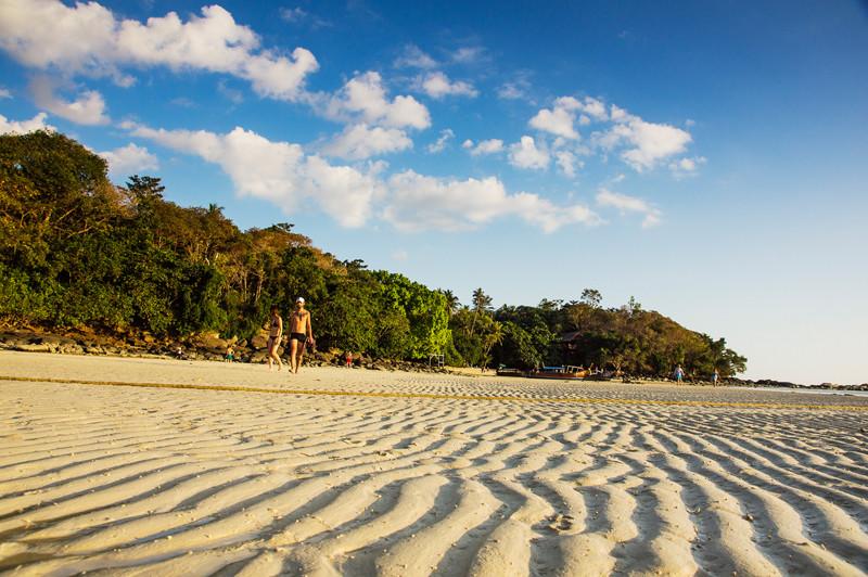 Удивительный Тайланд. остров Пхи-Пхи Дон