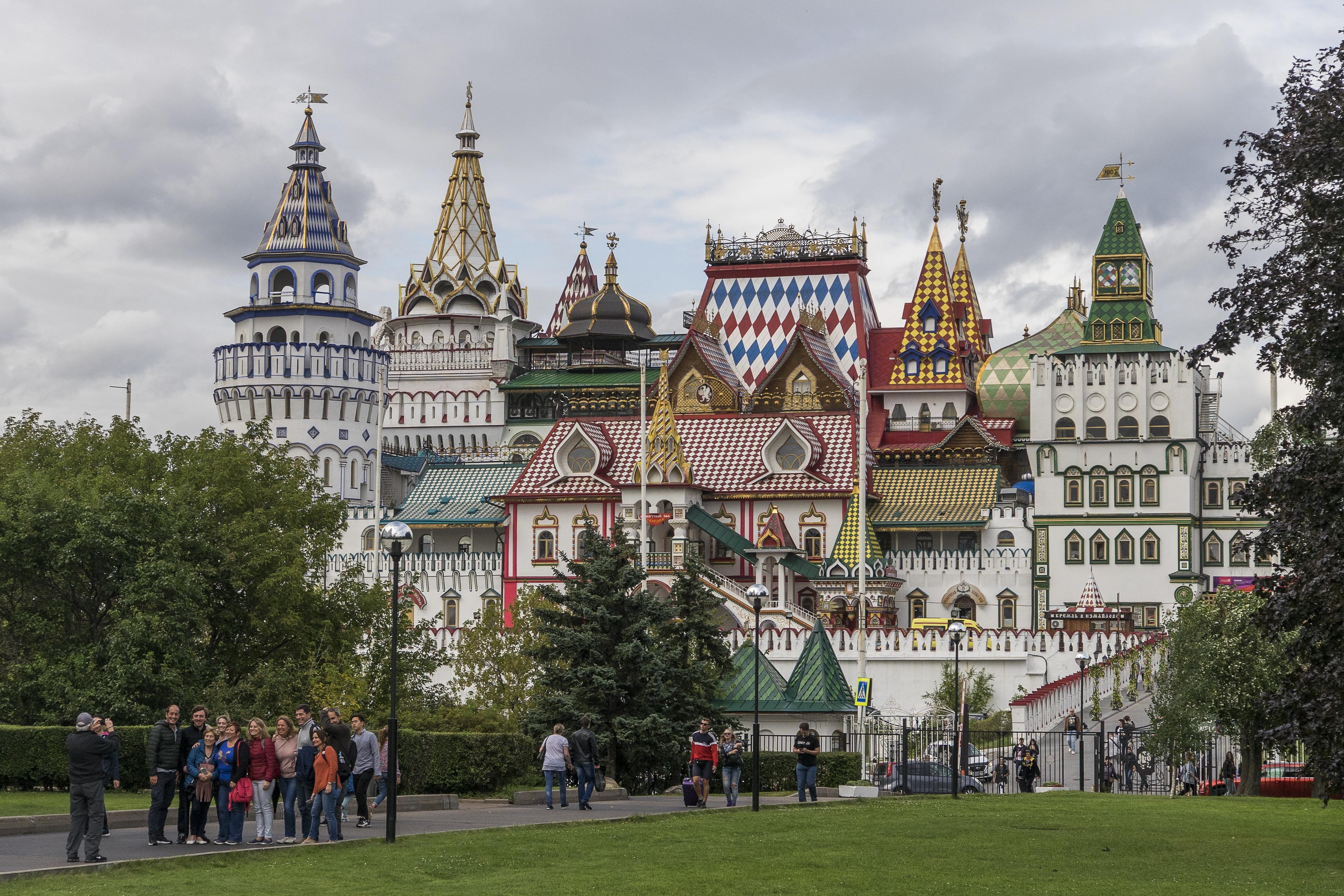 Прогулки по Москве. Август и Измайлово 2017