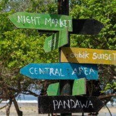 Тропическая Индонезия. Острова Гили. Траванган.