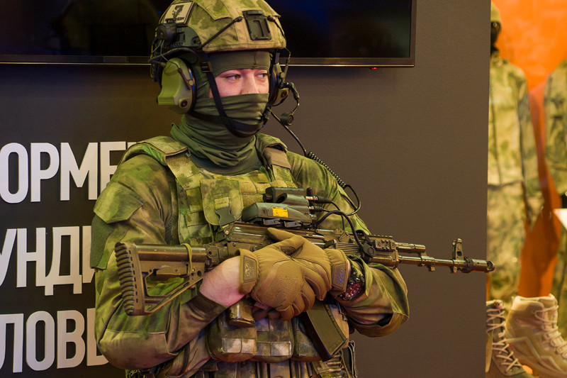 выставка Армия