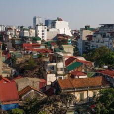 Прогулки по городу Ханой. Что посмотреть за два дня.
