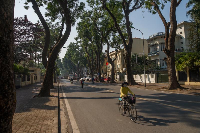 столица Вьетнама Ханой. Хо Ши Мин