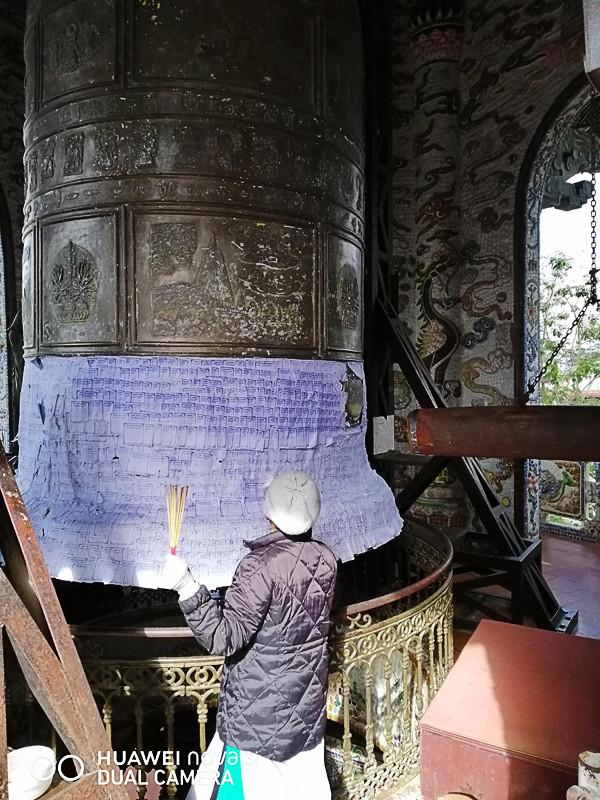 Пагода Линь Фуок. Достопримечательность. Далат