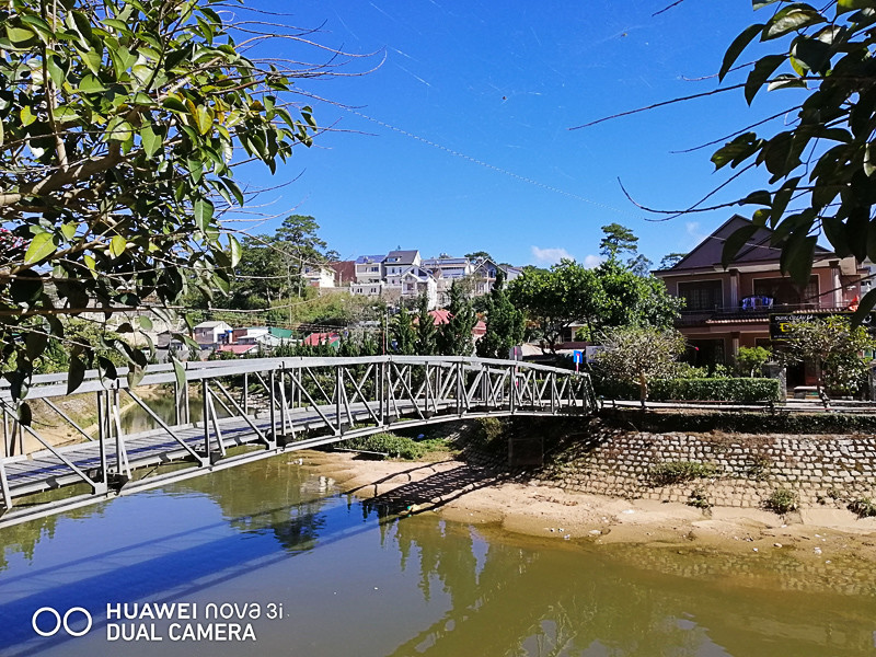 Далат - город Вьетнама
