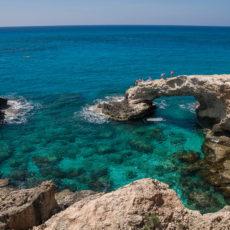 Кипр. Путешествие по острову. Айа-Напа.