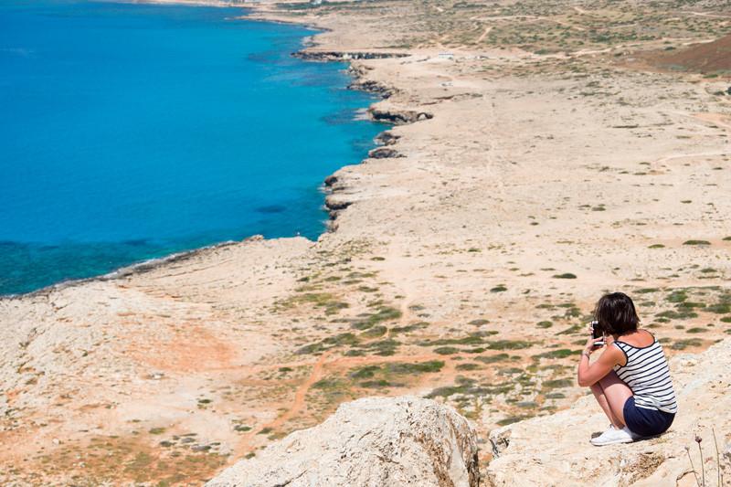 Мыс Каво Греко. Кипр.