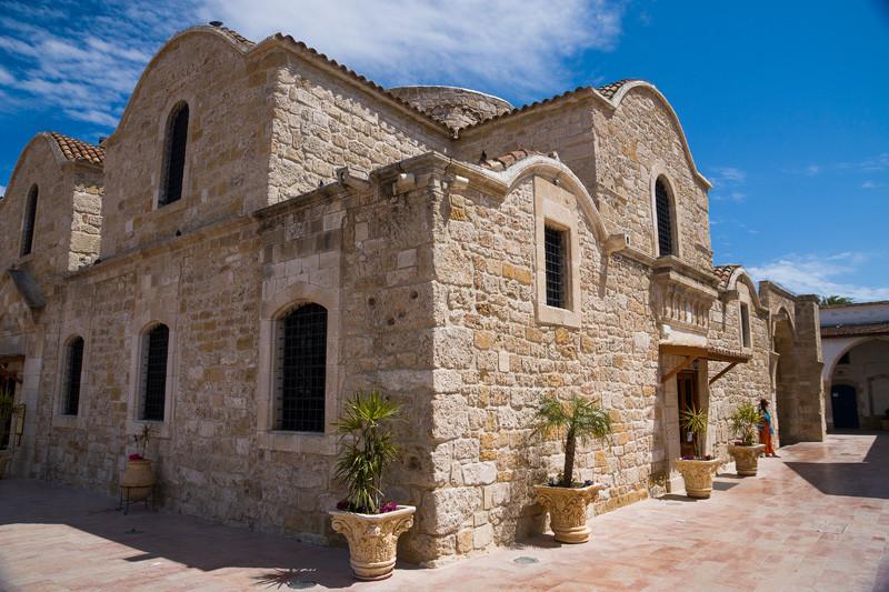 Церковь Святого Лазаря. Ларнака. Кипр