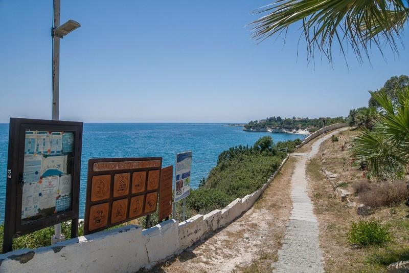 Лимассол и Никосия. Руины Аматуса. Курион. Замок Колосси. Путешествие по Кипру.