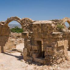 Кипр. Путешествие в Пафос и по местам Афродиты.