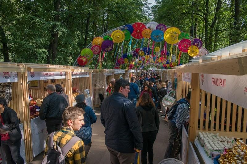 Фестиваль Индонезии на Красной Пресне в Москве