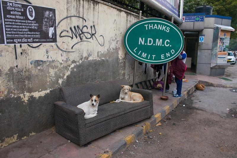 Мейн-Базар и прогулки по основным торговым улицам Дели.