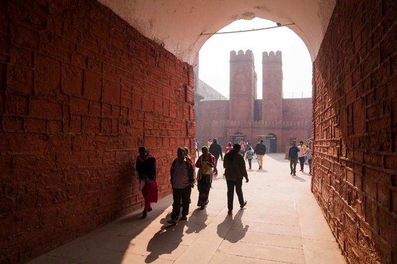 Мейн-базар, Чандни Чоук, Красный форт