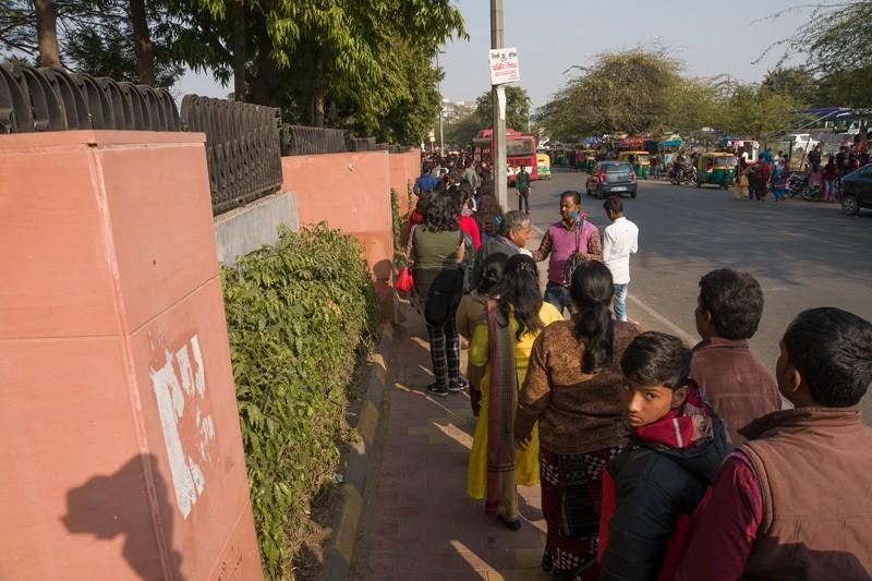 Чандни чоук, ворота Индии, Мейн-базар, Лотус темпл, достопримечательности Нью-Дели. Индия