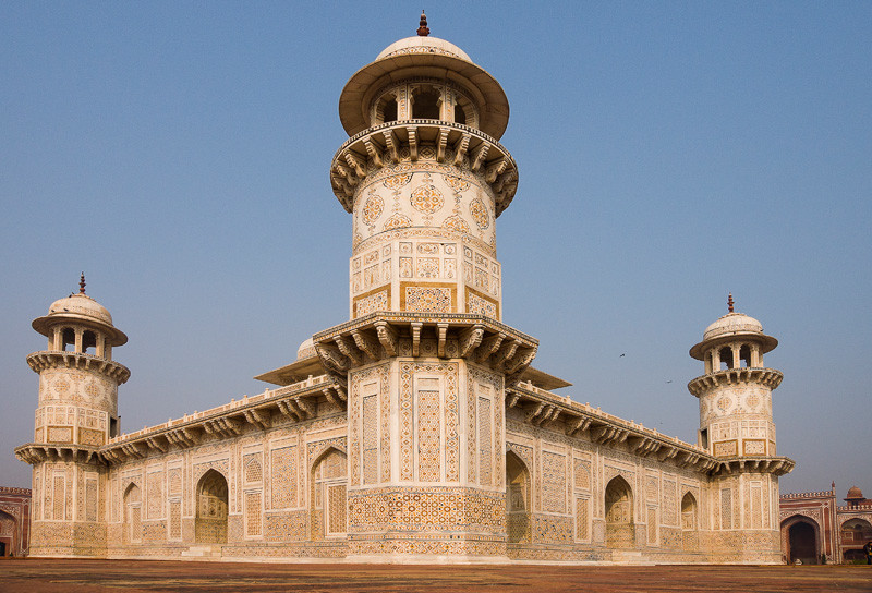 Агра. Сокровища Индии