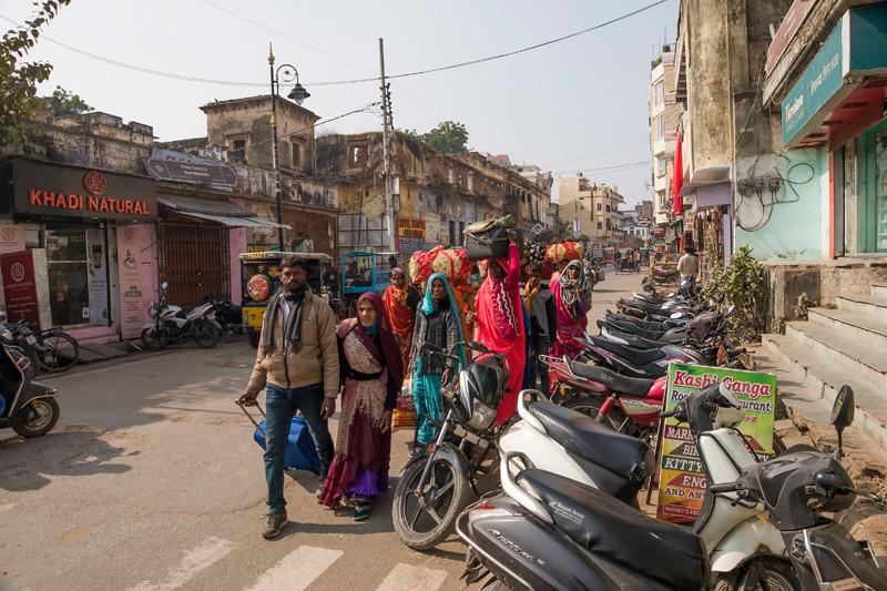 Варанаси. Индия