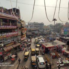 Нью-Дели. Путешествие по Индии 2020.