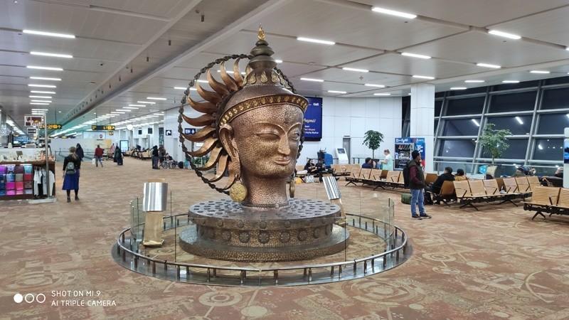 Аэропорт имени Индиры Ганди