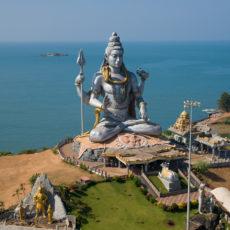 Мурудешвара и Гокарна. Экскурсия в штат Карнатака.