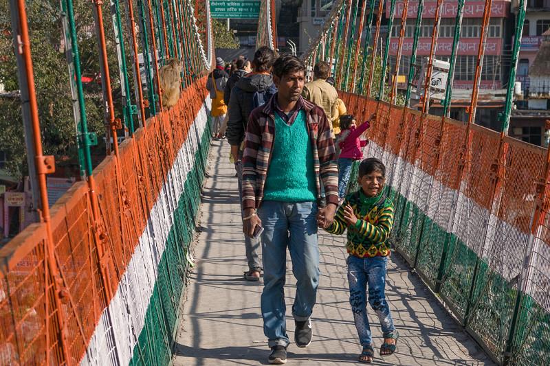 Ришикеш. Северная Индия