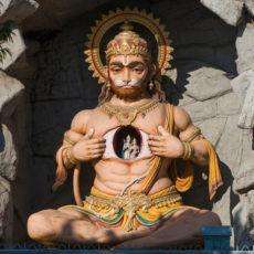 Ришикеш - мировая столица йоги или город в предгорьях Гималаев.