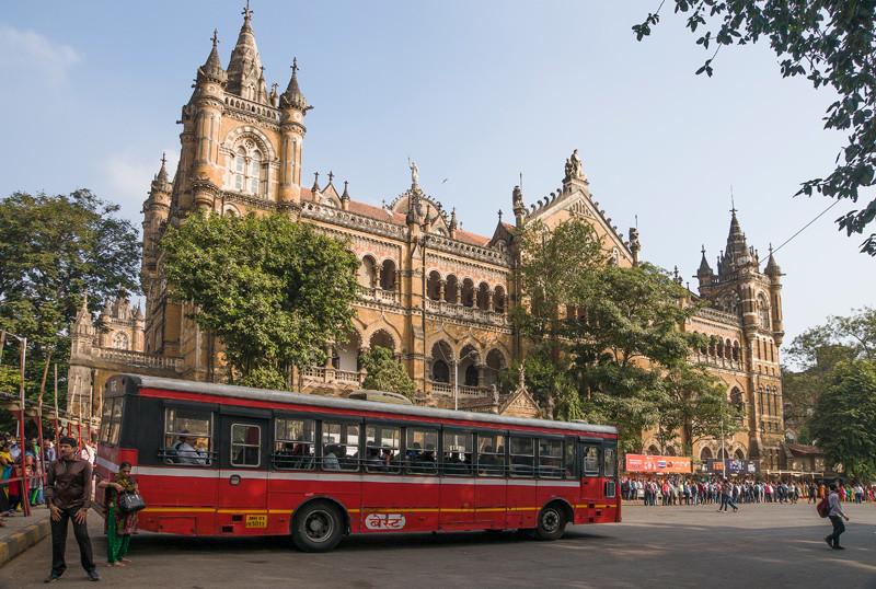 Мумбай. Индия