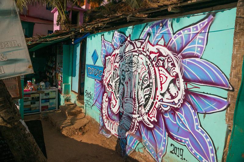 Гоанская жизнь. Северное и южное Гоа. Путешествие по Индии.
