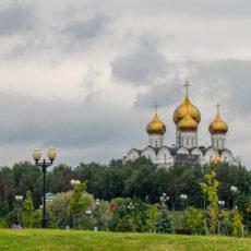 Ярославль - столица Золотого кольца России.