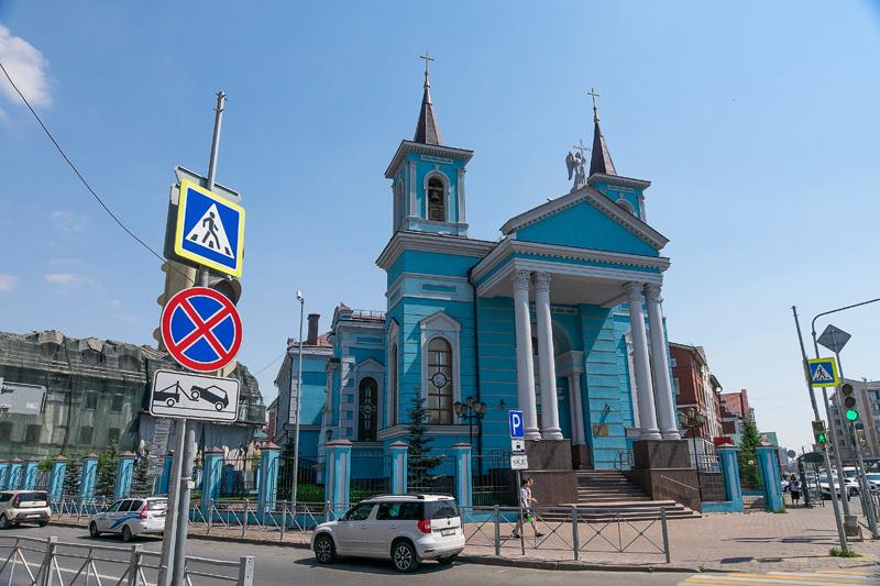 Казань. Республика Татарстан. Путешествие по России